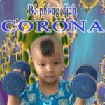 Bé Phòng Dịch Corona - Bé Hồng Ân | Nghe nhạc online